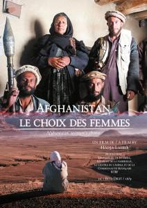 Affiche Afghanistan le choix des femmes